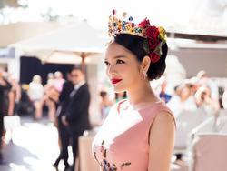 Quizz: Bóc mác loạt váy áo hàng hiệu tiền tỷ của Lý Nhã Kỳ tại các mùa LHP Cannes