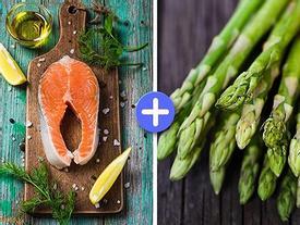 8 cặp thực phẩm giúp giảm cân nhanh chóng khi ăn cùng nhau
