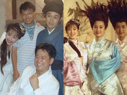 Sau 24 năm, phim của Châu Tinh Trì  vẫn gây sốt với loạt ảnh hậu trường thú vị