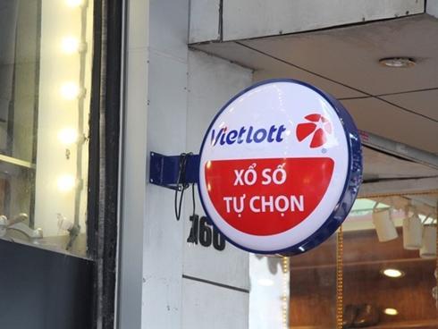 Vé trúng độc đắc 112 tỷ đồng được bán ra tại Hà Nội