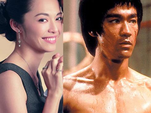 Showbiz châu Á đã có không ít trường hợp phim vận vào đời