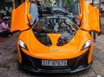 Đại gia Việt sẽ phải nộp lệ phí trước bạ cao nhất 2,64 tỷ Đồng khi mua siêu xe McLaren 650S Spider