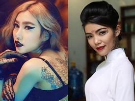 Những cô nàng xinh đẹp nổi tiếng với cá tính nổi loạn