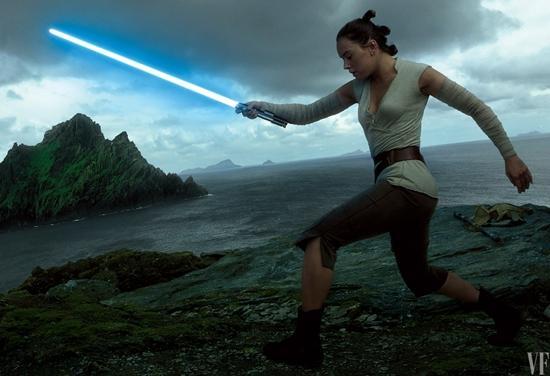 Ngô Thanh Vân diễn viên trong 'Star Wars: The Last Jedi' - 5