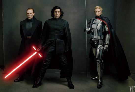 Ngô Thanh Vân diễn viên trong 'Star Wars: The Last Jedi' - 6