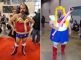 Ảnh hài: Không thể nhịn cười với những màn cosplay 'thảm họa'