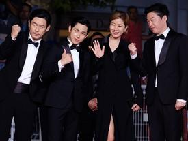 'Bom tấn' điện ảnh Hàn Quốc nhận tràng pháo tay kéo dài 7 phút tại LHP Cannes 2017