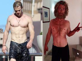 Những màn 'lột xác' ngoạn mục của sao Hollywood vì vai diễn