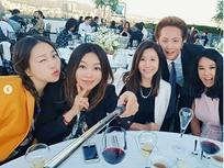 Jang Geun Suk, Hoa hậu Park Si Yeon cùng loạt sao Hàn khoe ảnh trong đám cưới mỹ nhân phim 'Mười'