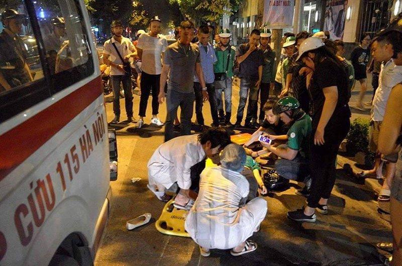 tai nạn tai nạn giao thông, Hà Nội