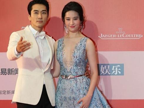 Song Seung Hun và Lưu Diệc Phi lại bị đồn chia tay