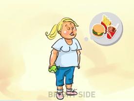Tại sao bạn càng ăn kiêng càng béo?