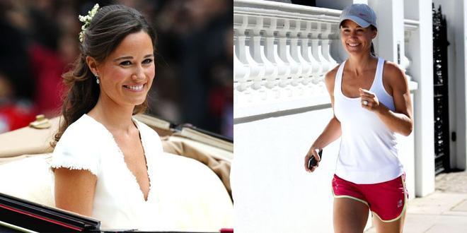 Đây chính là giải pháp giúp Pippa Middleton có được vòng 3 căng tròn sexy để tự tin tỏa sáng vào ngày cưới - Ảnh 1.