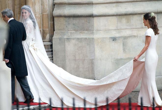 Đây chính là giải pháp giúp Pippa Middleton có được vòng 3 căng tròn sexy để tự tin tỏa sáng vào ngày cưới - Ảnh 2.
