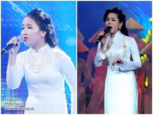 Thần tượng tương lai: Kim Chi hóa thân thành ca sĩ Lệ Quyên 'cực ngọt'