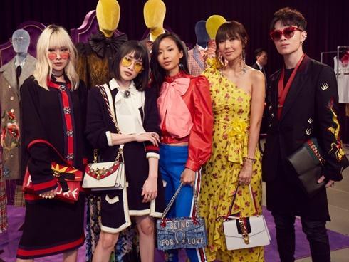 Suboi và Kelbin 'song kiếm hợp bích' ấn tượng xuất hiện tại sự kiện thời trang quốc tế