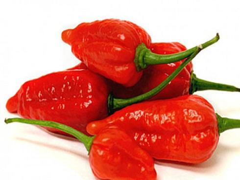 Tác dụng khi ăn ớt mỗi ngày