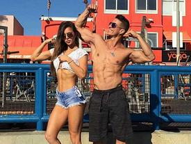 Cặp đôi phòng gym sexy nhất trên Instagram