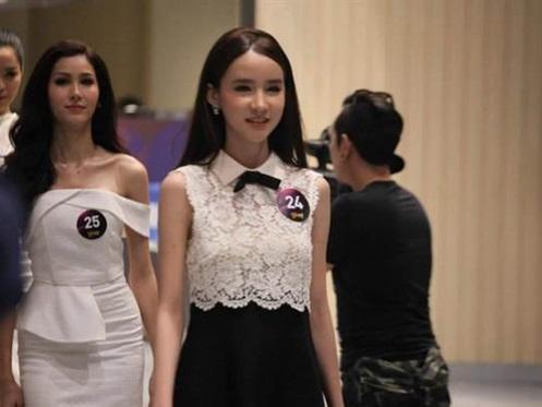 'Angela Baby phiên bản Thái' nổi bật tại cuộc thi Hoa hậu chuyển giới