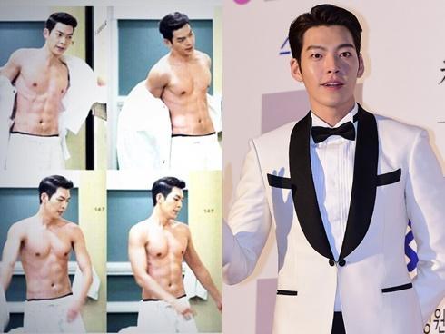 Những khoảnh khắc 'cool ngầu' của mỹ nam mắc ung thư vòm họng Kim Woo Bin