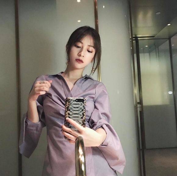 Wiwen Wen, người mẫu Trung Quốc, hot girl Trung Quốc