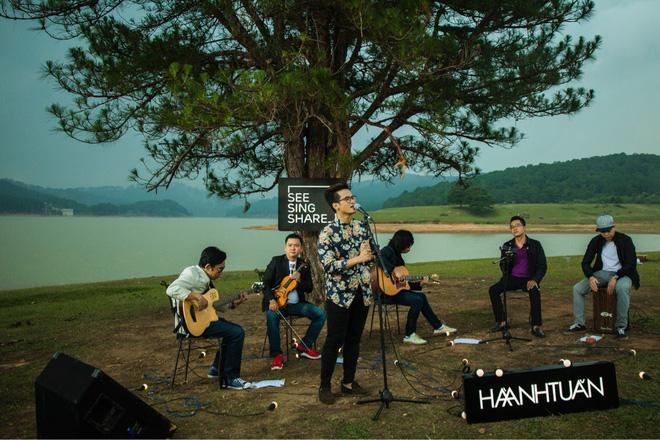 Hà Anh Tuấn tiếp tục trở lại với chương trình acoustic riêng See Sing Share mùa 2 - Ảnh 2.
