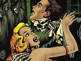 Bức tranh nụ hôn thần chết mở khóa bí mật tính cách của bạn