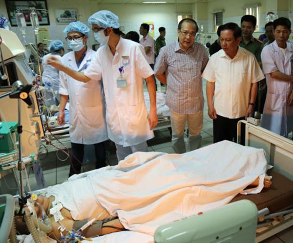 Khởi tố vụ 7 bệnh nhân tử vong khi chạy thận ở Hòa Bình