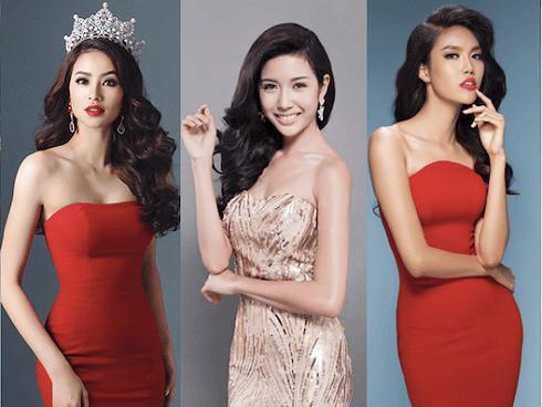 Bật mí bí quyết giảm cân, dưỡng dáng của 4 hoa hậu đẹp nhất Việt Nam