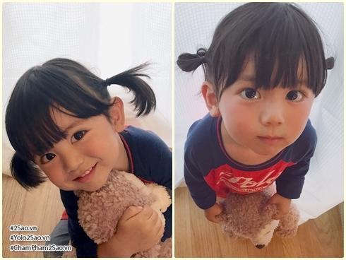 Nhóc tì Nhật Bản 'đốn tim' cộng đồng mạng với vẻ đẹp 'phi giới tính'