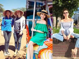 Street style sao Việt tuần qua: Dàn mỹ nhân khiêm nhường mà vẫn quyến rũ