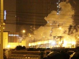 Hé lộ nguyên nhân vụ nổ thiết bị lò luyện vôi của Formosa