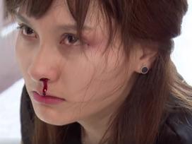 'Sống chung với mẹ chồng' tập 23: Chồng giở thói vũ phu, đánh vợ đến chảy máu