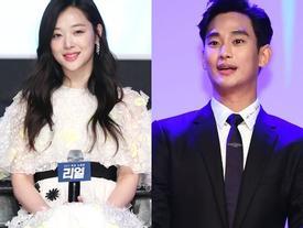 Sulli đẹp xuất sắc khi trở lại là gái ngoan, sánh đôi bên Kim Soo Hyun tại sự kiện