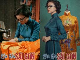Ngô Thanh Vân đẹp quyến rũ với tạo hình đậm chất hoài cổ trong 'Cô Ba Sài Gòn'