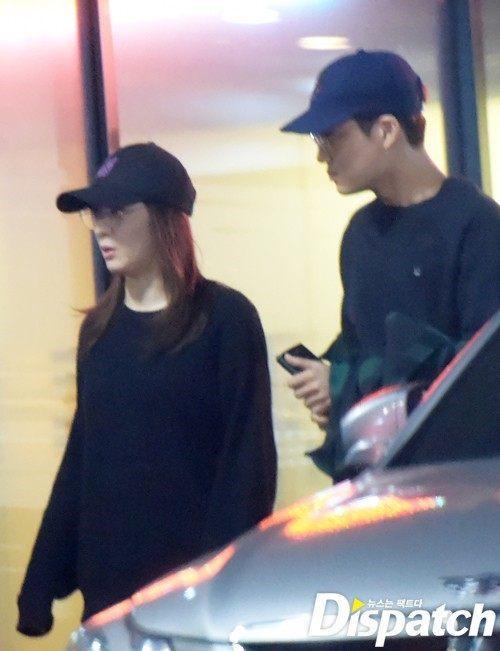 EXO Kai và f(x) Krystal chia tay sau hơn 1 năm hẹn hò -2