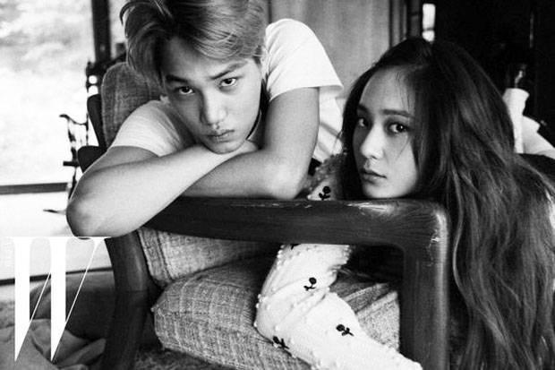 EXO Kai và f(x) Krystal chia tay sau hơn 1 năm hẹn hò -4