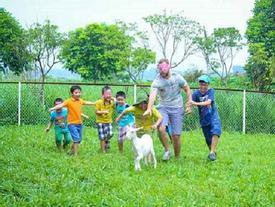Điểm dã ngoại gần Hà Nội ngày Tết thiếu nhi cho gia đình có con nhỏ