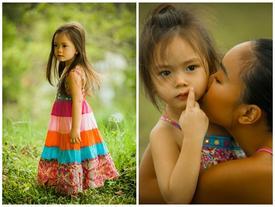 Con gái Đoan Trang quá đáng yêu khi diễn cùng mẹ trong MV mới