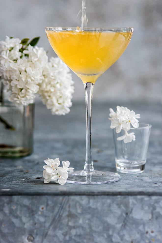 """Cocktail cam chanh với 2 cách làm thật dễ, cực """"đã"""" cho ngày nắng nóng - Ảnh 2."""