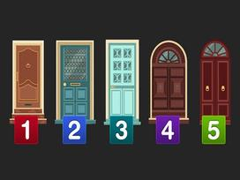 Mở một cánh cửa để tìm ra mẫu người yêu lý tưởng của bạn