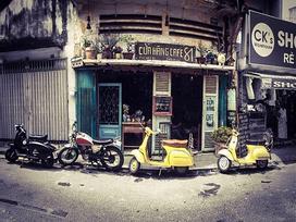 5 quán cà phê hoài cổ ở Sài Gòn
