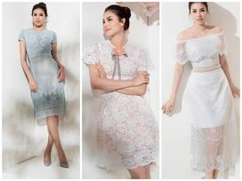 Hoa hậu Phạm Hương gợi ý loạt váy xinh yêu cho ngày hè rực nắng
