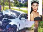 Vừa đăng quang 4 ngày, Hoa hậu người Thái Lan qua đời vì tai nạn xe hơi thảm khốc