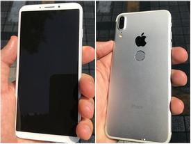 Vào ngay để xem dung nhan iPhone 8 đã lộ diện không thể rõ nét hơn