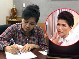 Nghệ sĩ Xuân Hương gửi đơn kiện Trang Trần về hành vi làm nhục danh dự người khác