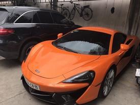 Siêu xe McLaren 570S của 'trùm' ma túy Hoàng béo có gì đặc biệt?