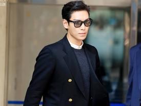 T.O.P đến gặp cảnh sát và đồng ý nói chuyện với báo giới