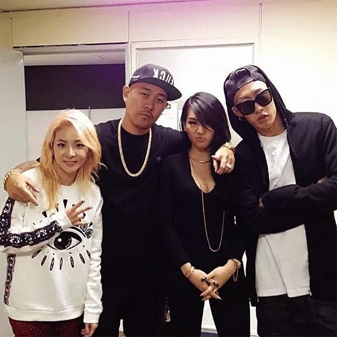 Toàn cảnh vụ cáo buộc sử dụng cần sa và lộ diện cựu stylist 2NE1 khiến T.O.P bị cảnh sát để ý - Ảnh 4.