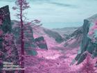 Có một Yosemite thật khác lạ qua cách chụp hồng ngoại